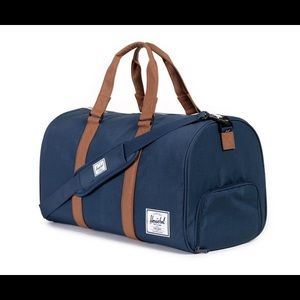 Slightly use Herschel Supply Co. Novel Duffle Bag.